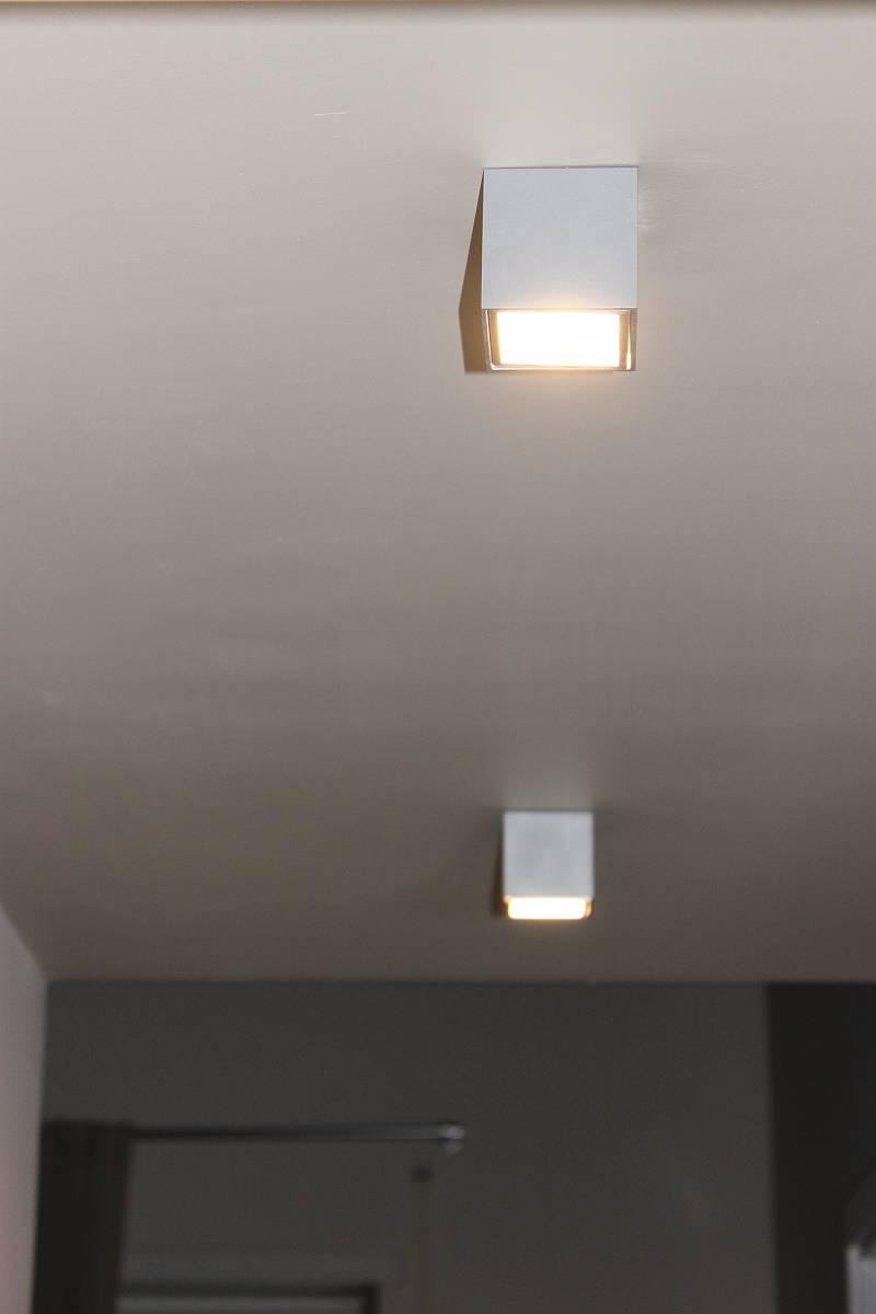 Faretti corridoio e camera gallerie arredocasa for Faretti camera da letto
